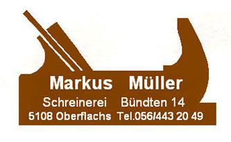 Schreinerei Markus Müller