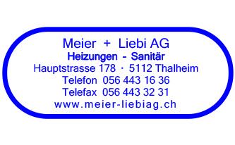 Meier + Liebi AG