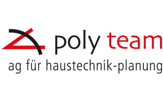 Poly Team AG für Haustechnik-Planung